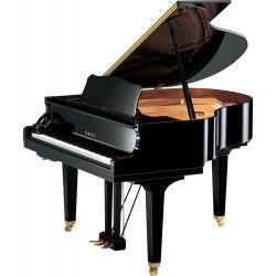 Yamaha GB1 K - Piano de cola acústico negro pulido