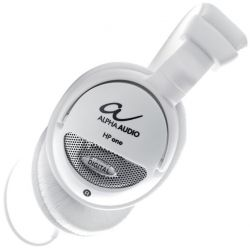 AURICULARES ALPHA AUDIO HP ONE WH BLANCOS