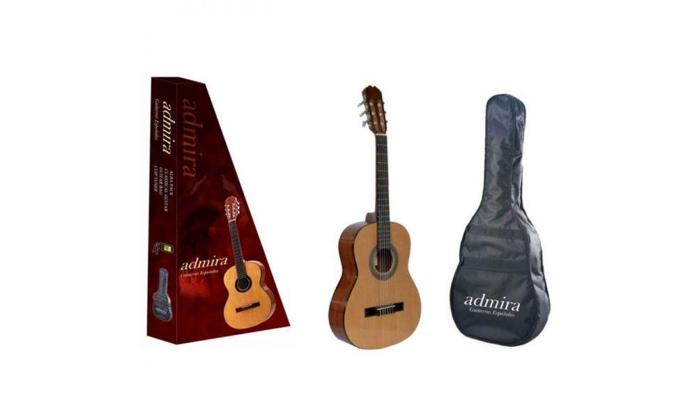 Compra Admira ALBA 4/4 pack de guitarra al mejor precio