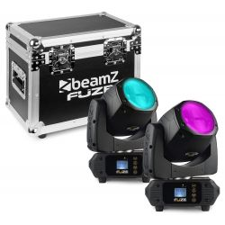 Beamz Fuze75B Beam 2pcs in FC 75WLED Mov.