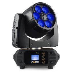 Beamz Fuze610Z Wash LED 6x10W RGBW Zoom D