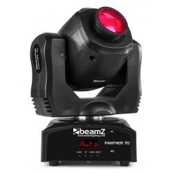 Beamz Panther 70 Led Spot Moving Head IRC