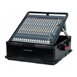 Gator GTSA-MIX12PU Flightcase Pop-up Consola 12U Polietileno