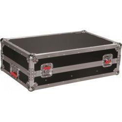 "Gator G-TOUR-SLMX14 Flightcase Mesa de mezclas 14"" inclinada"