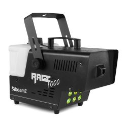 Beamz Rage1000LED Smokemachine 6x3W 3in1R