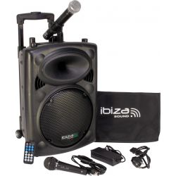 Compra IBIZA PORT10VHF altavoz portatil al mejor precio