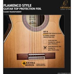 Golpeador Guitarra Flamenca Ortega OERP-FLAM2
