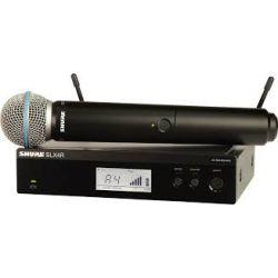 Shure BLX24E/SM58 K3E Sistema inalámbrico UHF