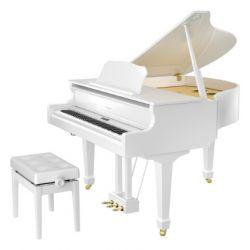 Comprar piano de cola digital Roland GP609-PW al mejor precio