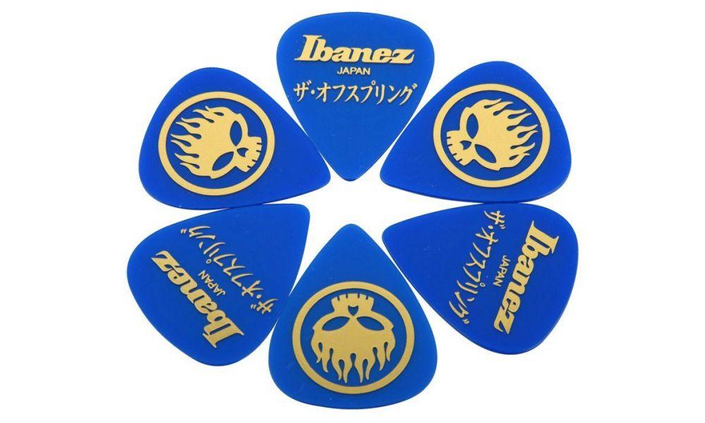 Comprar puas Ibanez BOS-BL Signature Offspring Azul