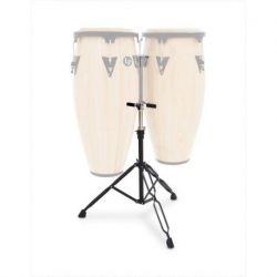 Latin Percussion Soportes para congas Soporte doble Aspire Slide