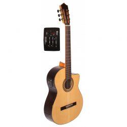 Guitarra clasica electrificada Tatay C320.204 Palosanto