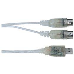 Oqan CABLE INTERF QABL INT USB-MIDI
