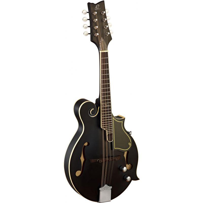 Compra Ortega RMFE40SBK mandolina electrificada negra al mejor precio