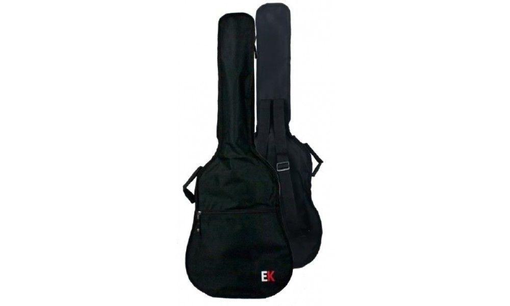 Ek Bags Funda Nylon Guitarra Clásica EK De 1/4