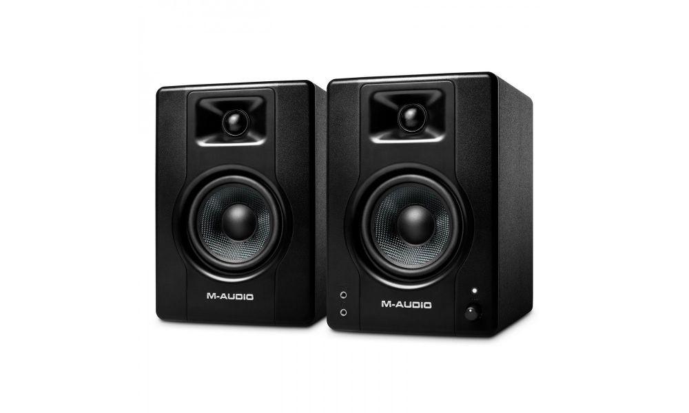 M-AUDIO BX4 Monitores de referencia multimedia