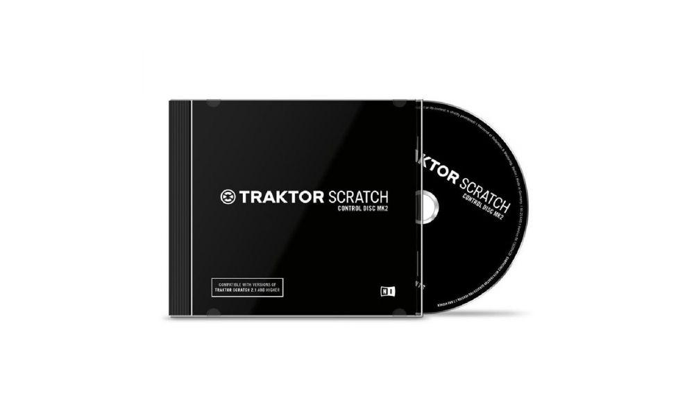 Comprar Native Instruments TRAKTOR SCRATCH Control Discs MK2 con descuento