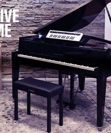 Micro Conciertos Yamaha