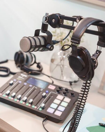 RODE Podcasting y videoconferencias para teletrabajo con el mejor audio