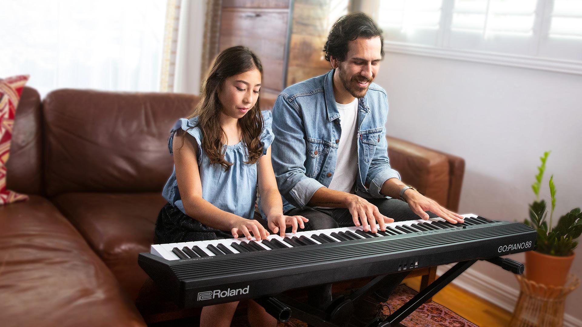 Los mejores teclados y pianos portatiles