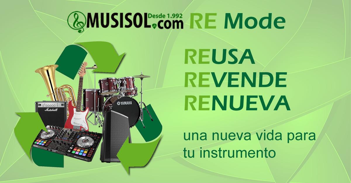 plan renove y recompra de instrumentos musicales