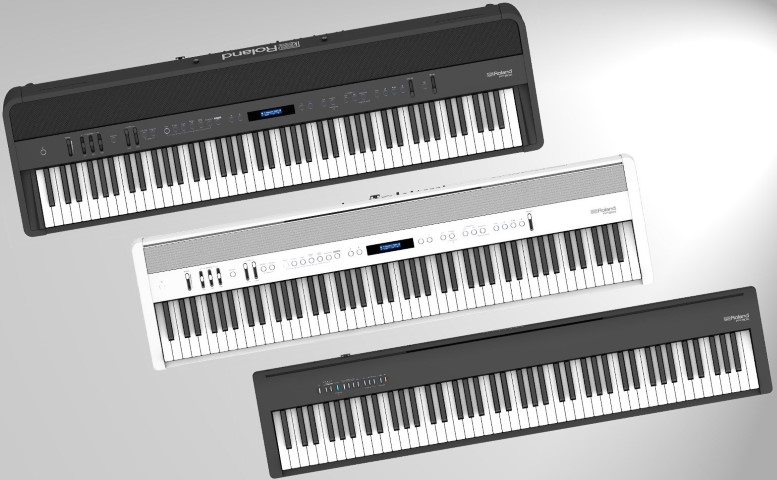 Roland FPx vs FPx series