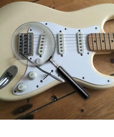 Como saber si una Fender es original