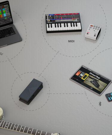 el nuevo Boss EV-1 WL te permite controlar multitud de dispositivos