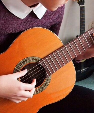 guitarra clasica española principiantes
