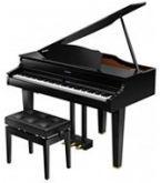 Pianos de Cola Digital