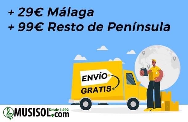 Envio gratis desde 29 euros