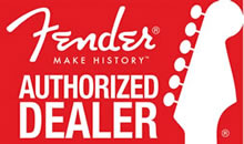 Musisol Fender Authorized Dealer